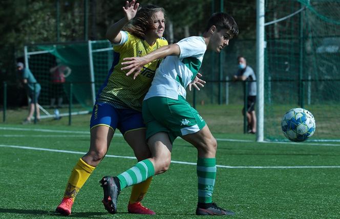 Chelsea Godier is helemaal klaar om de voetbalwereld te veroveren!