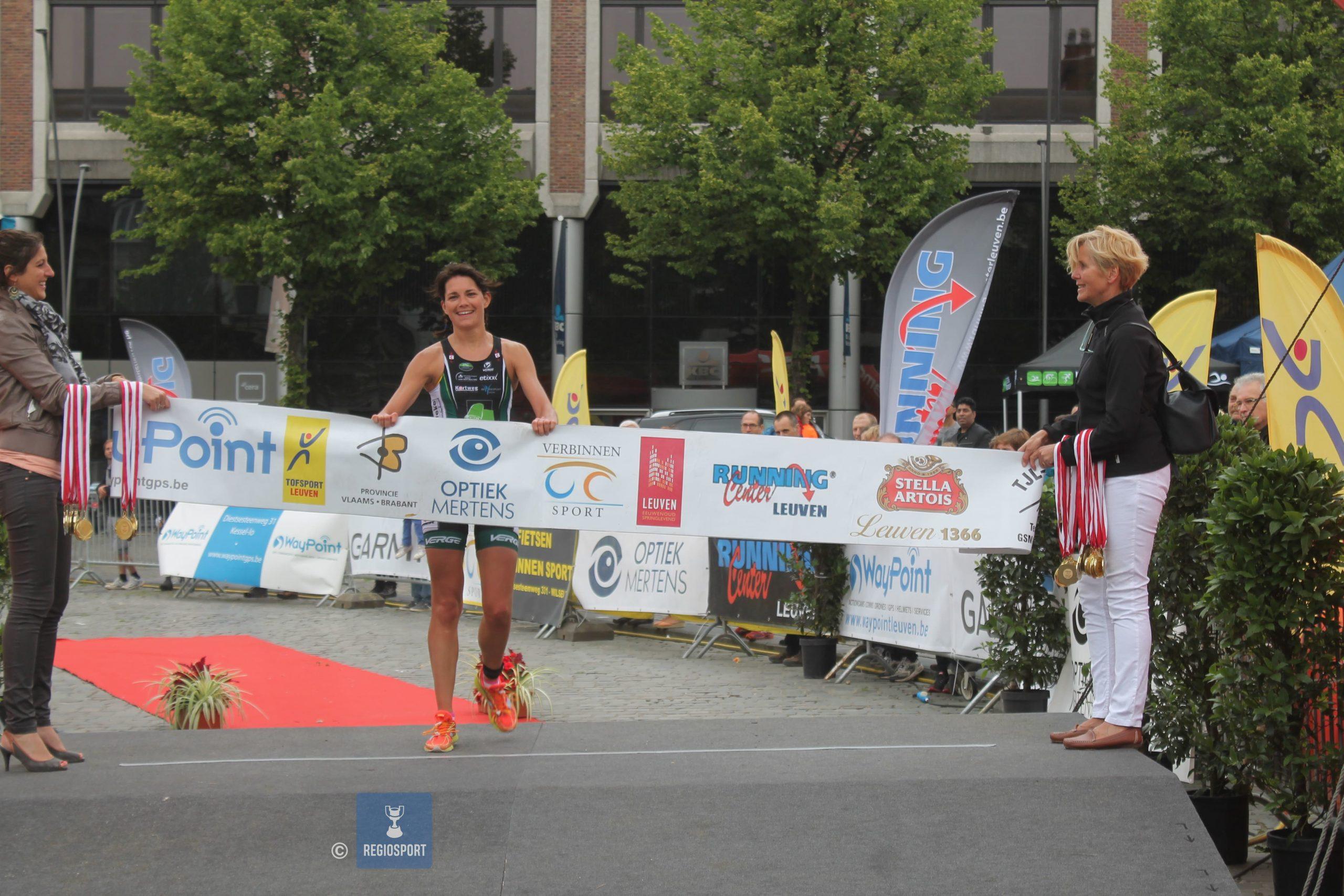 Leuvense City Triatlon opnieuw geannuleerd, op naar 2022