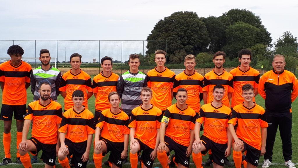FC Moorsel B trekt de kaart van de jeugd uit eigen regio