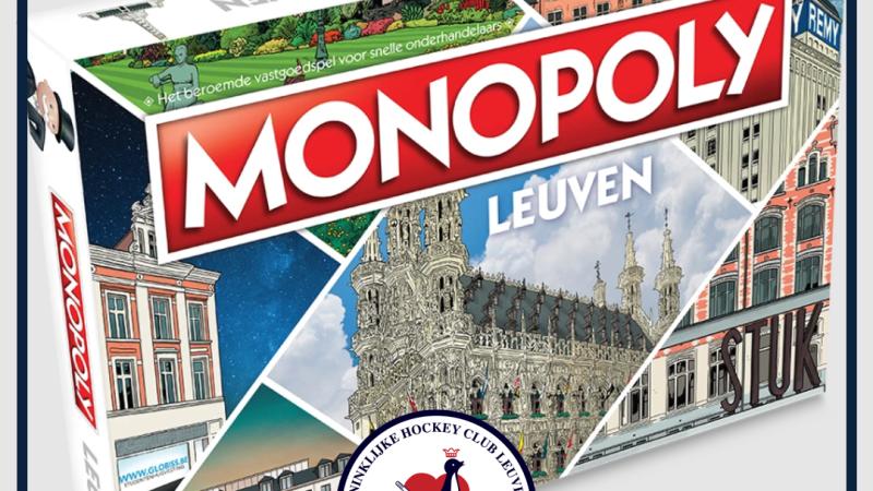 Uitslag verkiezing voor ontbrekende vakje Monopoly Leuven is bekend!