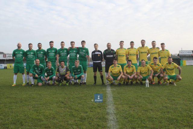 Sparta Haacht Statie (l) en FC Tildonk spelen hun derby al in september