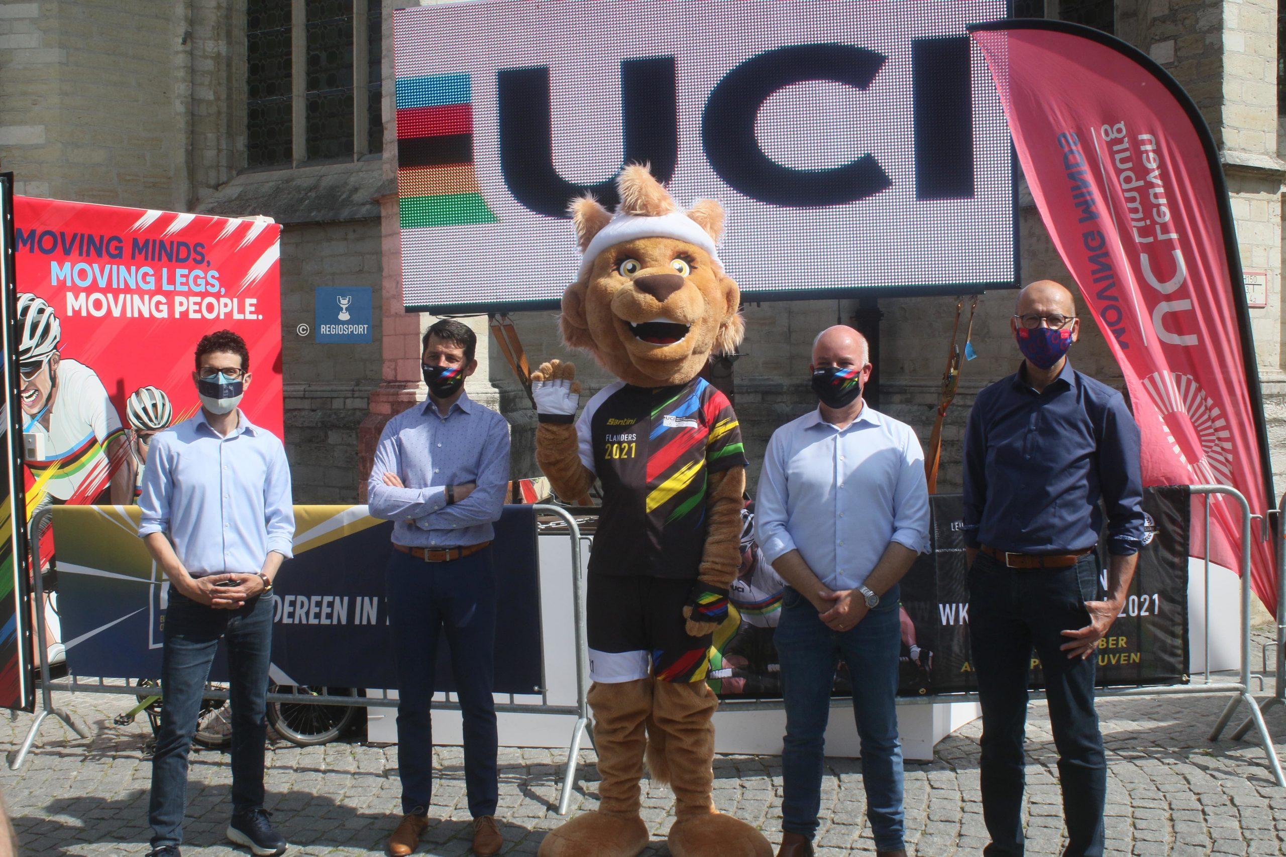 WK wielrennen in Leuven: 100 jaar, 100 dagen, 100 prijzen