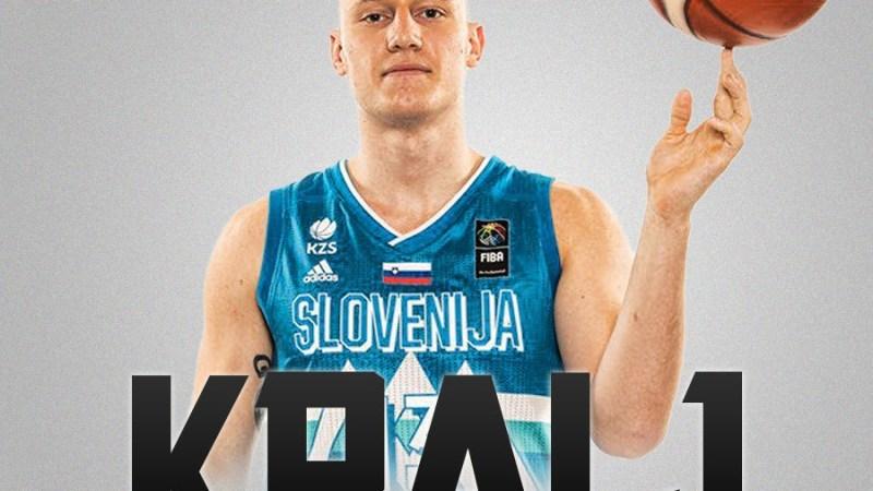 Guard David Kralje nieuwste aanwinst bij Stella Artois Leuven Bears