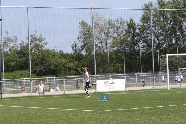Vroom scoorde de enige treffer voor SC Aarschot op KAC Betekom