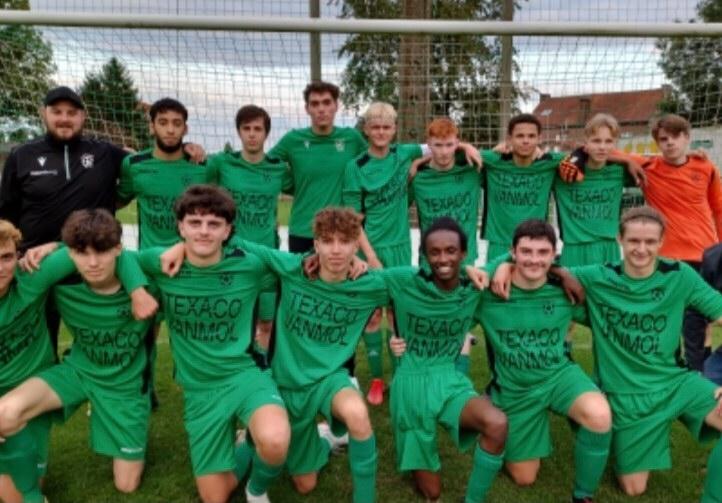 U21 van Boutersem United doen het behoorlijk