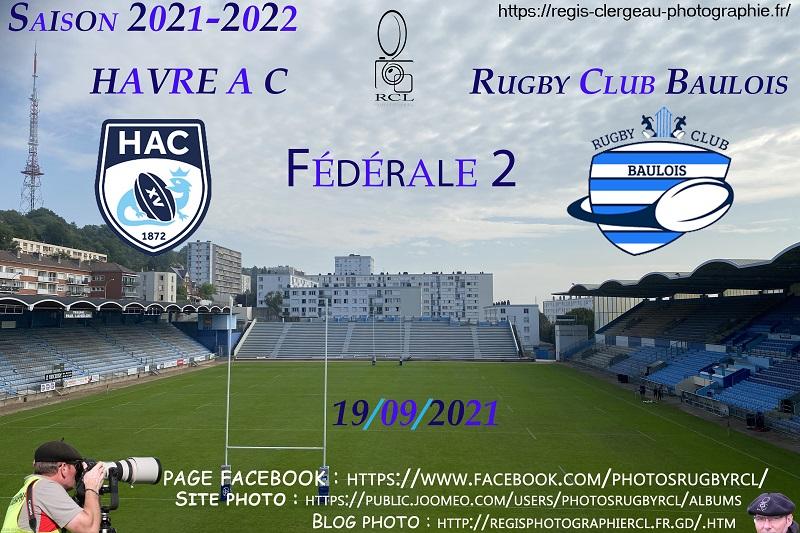 19-09-21 F2 RC La Baule – Havre AC N°1 Pica