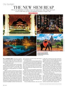 """The new Siem Reap"", - Cambodia - July 2014"