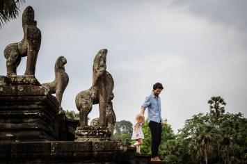 Family Photographer Angkor