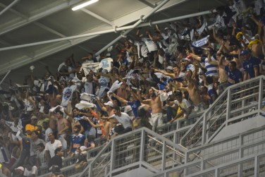 Torcida do Cruzeiro no Independência- Foto Juliana FlisterLightpress