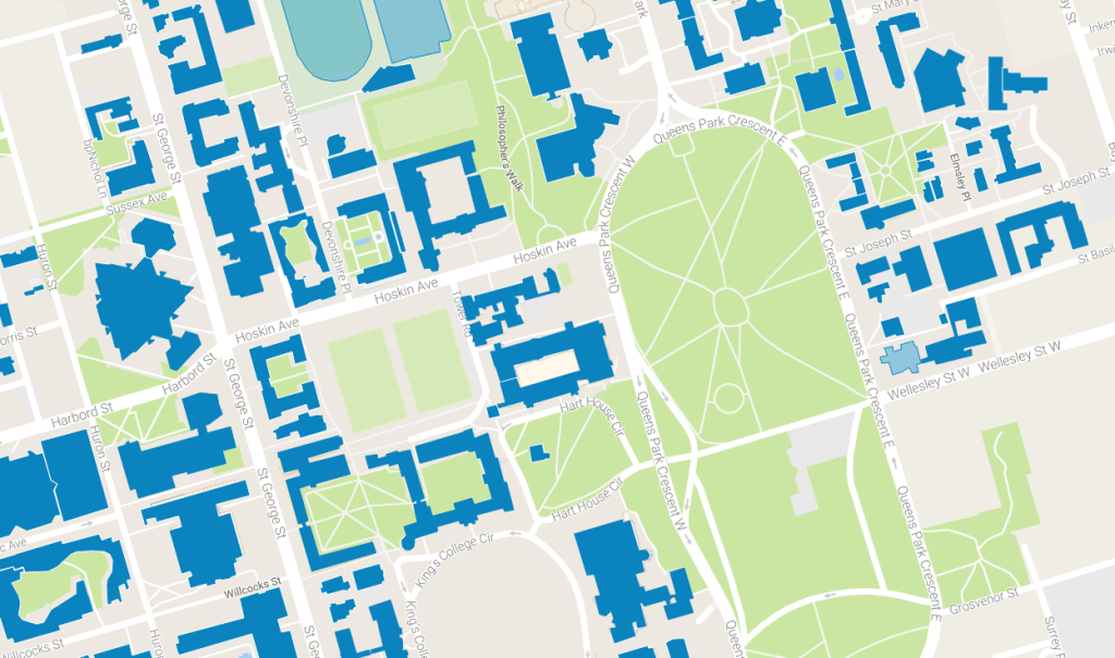 Campus Map - Regis College