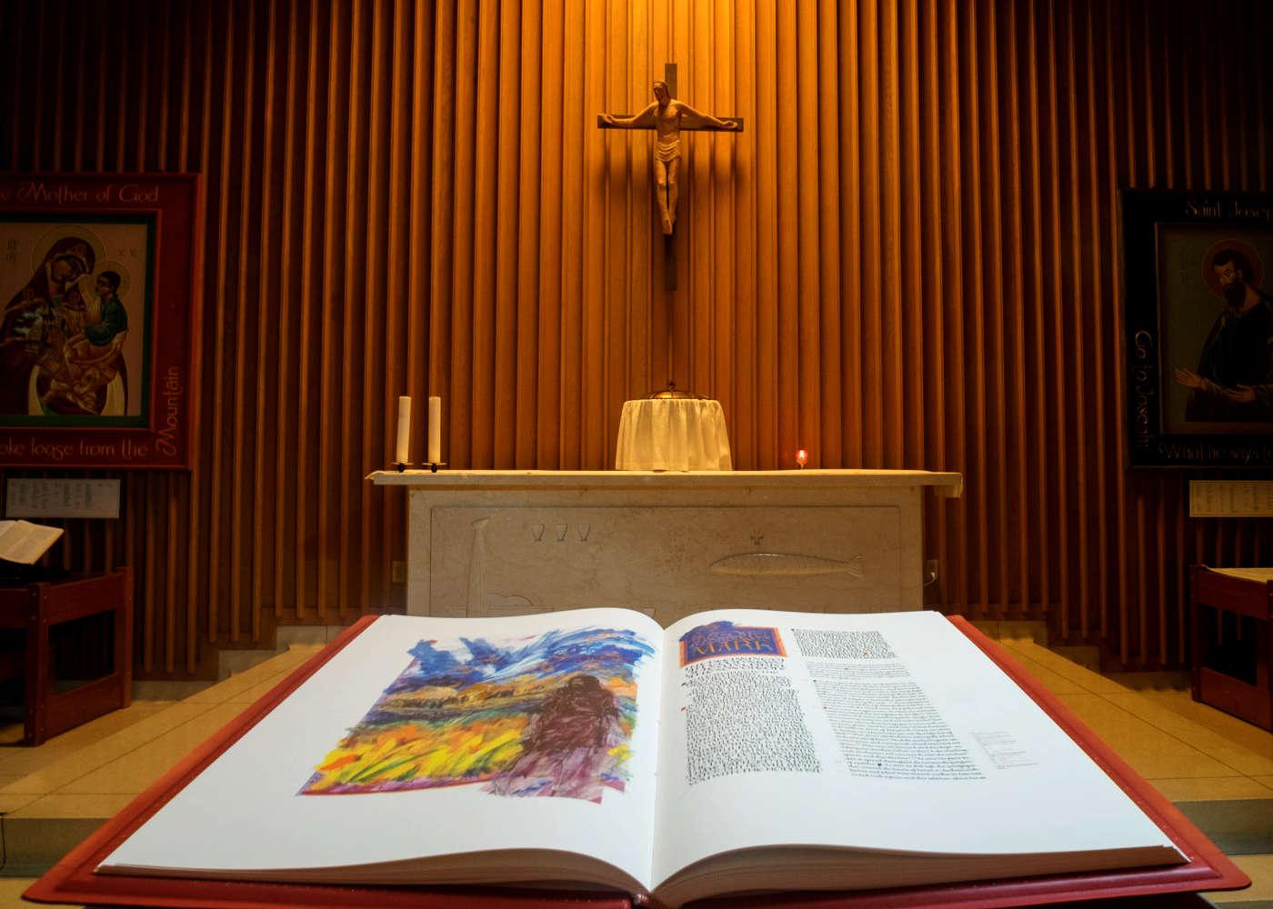 The Saint John's Bible