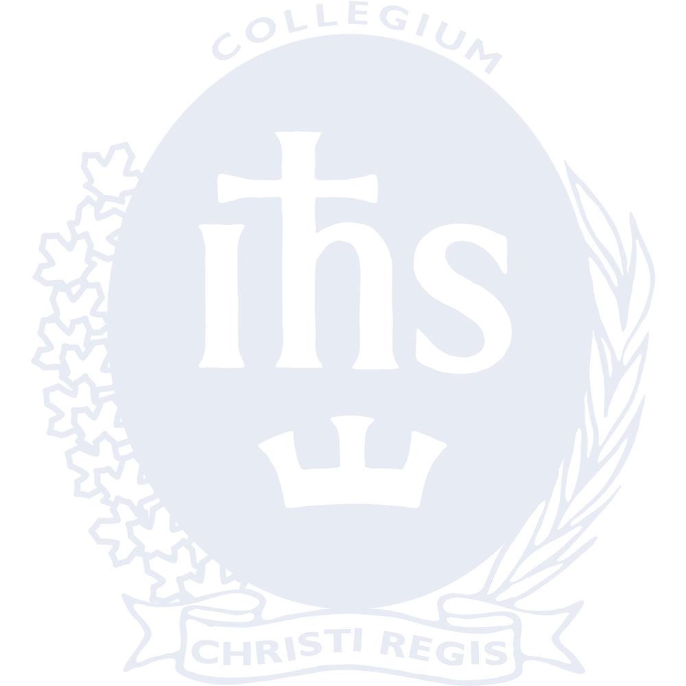 Regis Crest - Placeholder