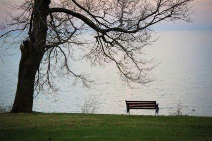 Villa st joseph bench