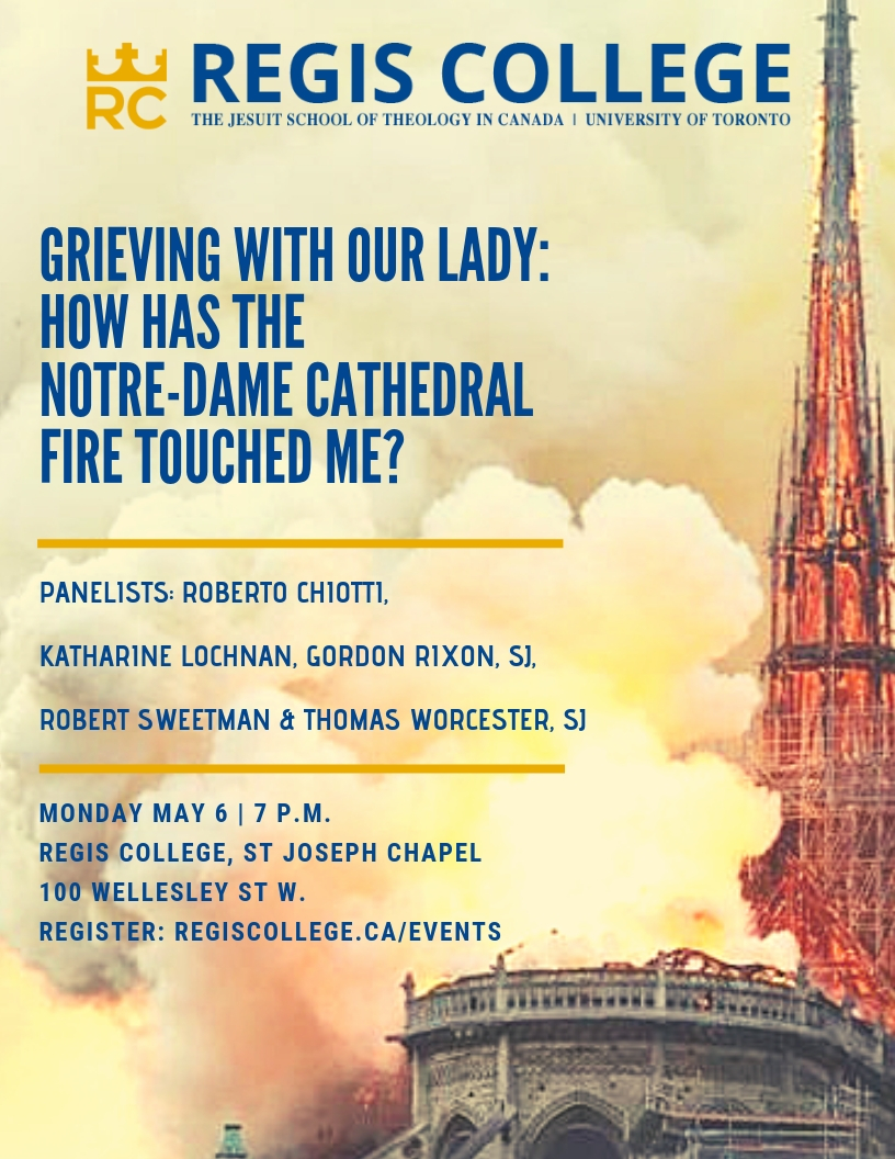 Grieving with Our Lady: How has the Notre-Dame Cathedral