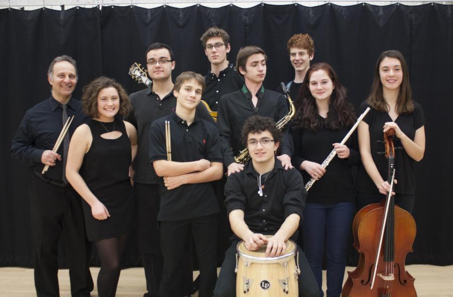 Six+members+of+the+CRLS+World+Jazz+Ensemble+took+classes+at+Berklee+over+the+summer.