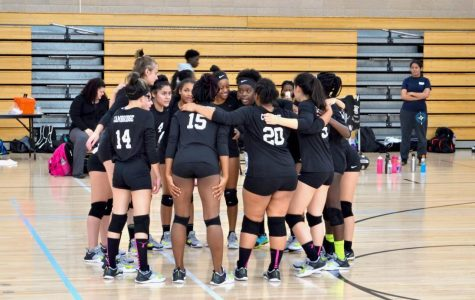 Girls Volleyball Sets Sights on States