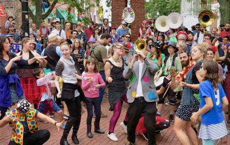 HONK! Festival Promotes Social Justice, Celebrates Cambridge