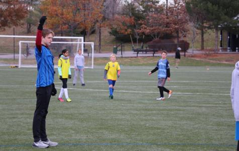 Cambridge Students Work as Youth Soccer Refs