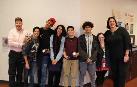 CRLS Recognizes 16 Students at Unsung Heroes Event