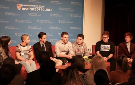 Marjory Stoneman Douglas Students Speak at Harvard Kennedy School