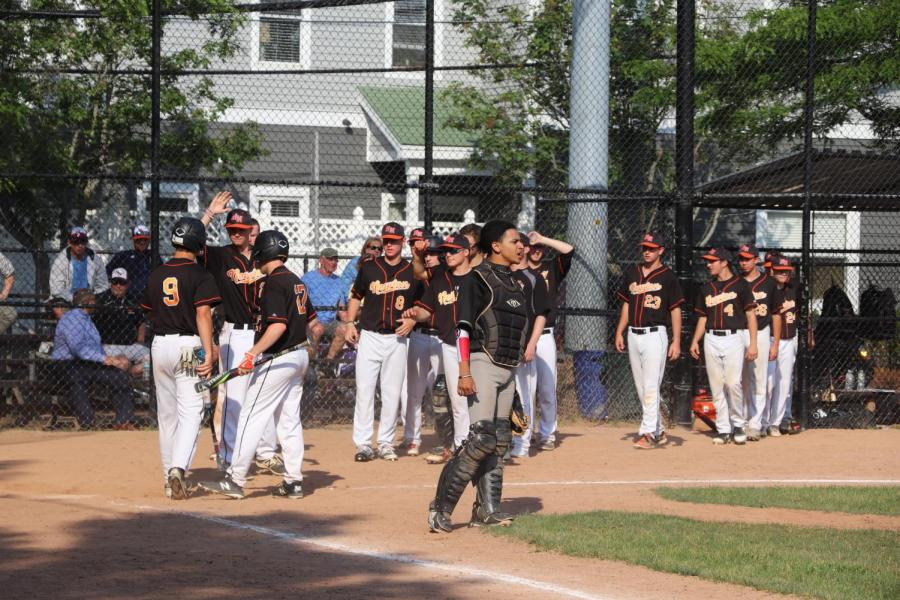 CRLS Baseball Team Loses Close Playoff Game Against Newton North
