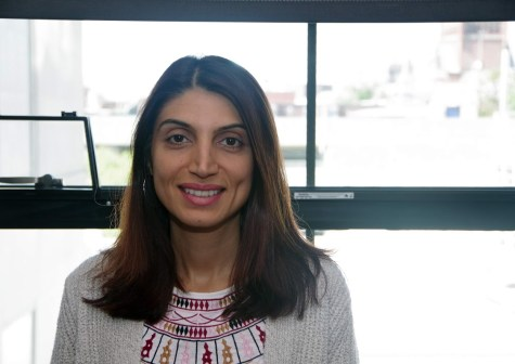 Nelly Ossia: Building Franco-English Bridges with an Iranian Twist