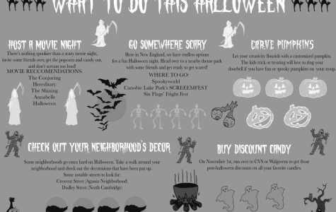 What to Do this Halloween