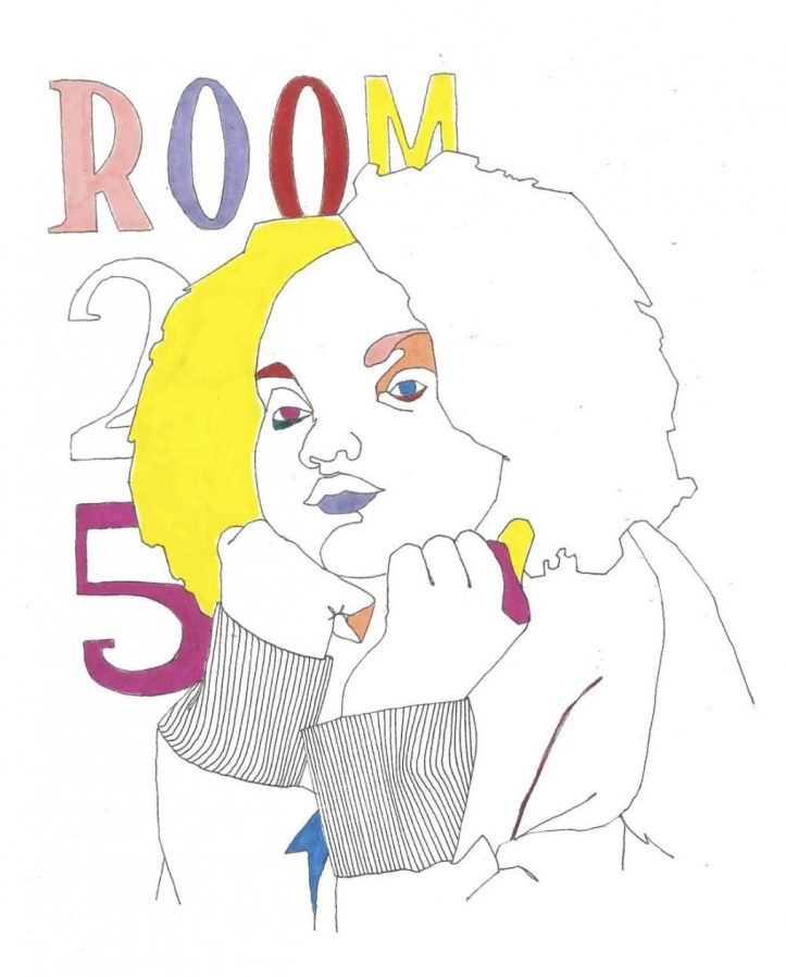 %22Room+25%22+is+Noname%27s+latest+album.