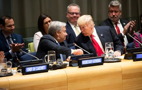 Trump's UN Speech Embarasses