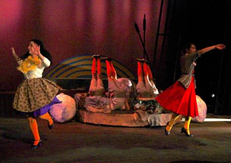 Honk!'s Sweet Message and Talent Enthralls Audiences