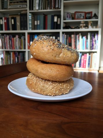 A New York Bagel—from Scratch
