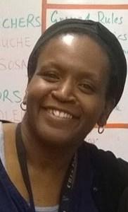 Ms. Labaze, English teacher