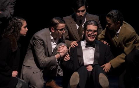 """The 39 Steps"" to Compete in Drama Festival Finals"