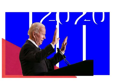 In Support of Biden in 2020