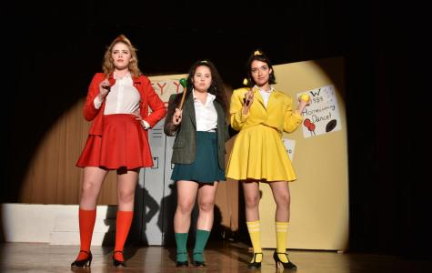 """Heathers: The Musical"" Showcases Student Creativity and Individuality"