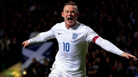Rooney Dipastikan Masih Tetap Jadi Kapten Timnas Inggris