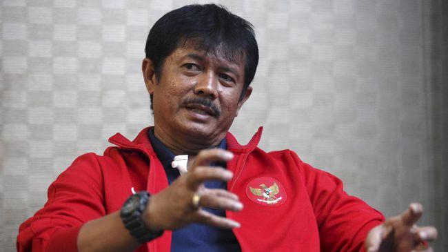 Pelatih Indra Sjafri Meminta Maaf Gagal Bawa Timnas Juara