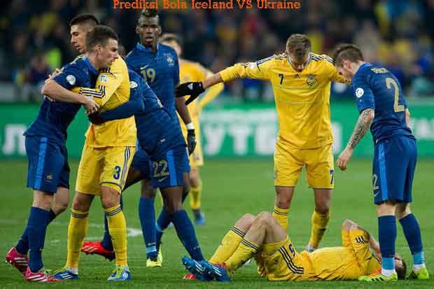 Prediksi Bola Iceland vs Ukraine Malam Ini 06 September