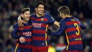 Barcelona Menang Tipis Melawan Sevilla 2-1 Di La Liga