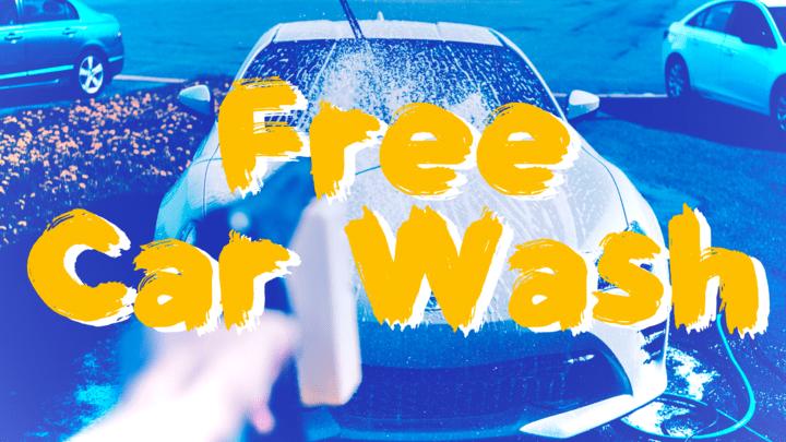 gcy free car wash