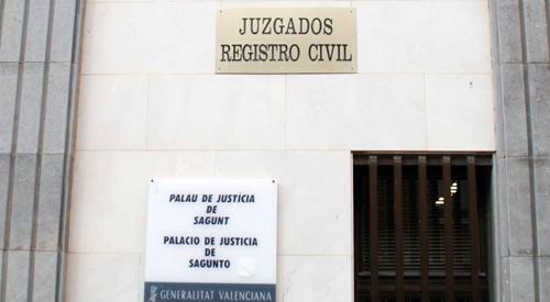 registro civil sagunto valencia