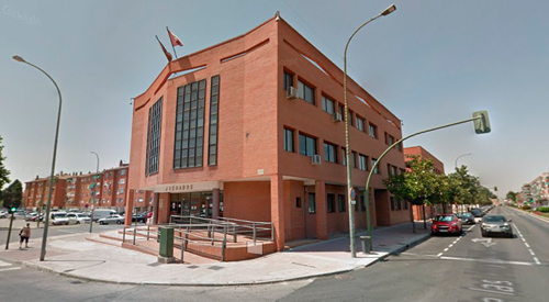 Registro Civil de Torrejón de Ardoz