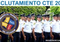 RECLUTAMIENTO-EN-LINEA-COMISION-TRANSITO-ECUADOR-2017-CTE-REGISTROECUADOR.COM