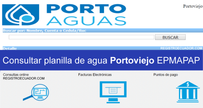 Consultar-planilla-de-agua-Portoviejo-EPMAPAP-(Imprimir)-registroecuador.com