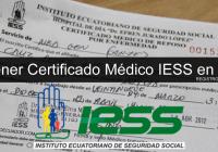 Sacar-Certificado-Médico-IESS-en-línea-(IMPRIMIR)-registroecuador