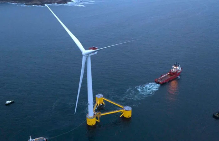 Total and Macquarie to set up 2 GW of floating offshore wind capacity in South Korea