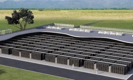 LS Power builds world's largest active battery storage system in California