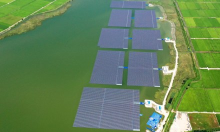 Scotra completes South Korea's biggest floating solar plant