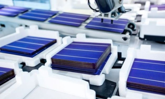 Production equipment technologies: manufacturing solar cells and modules from wafers