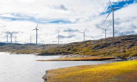 Norway's energy transition: Wind, water and oil